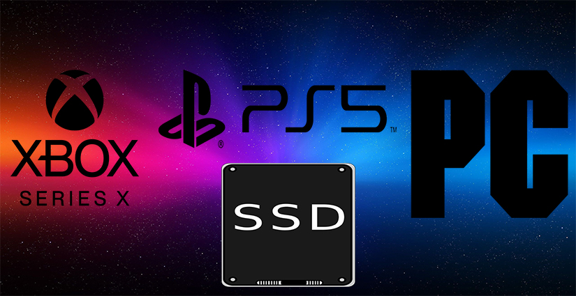 PlayStation 5 SSD Cartridge VS The SSDs of Future