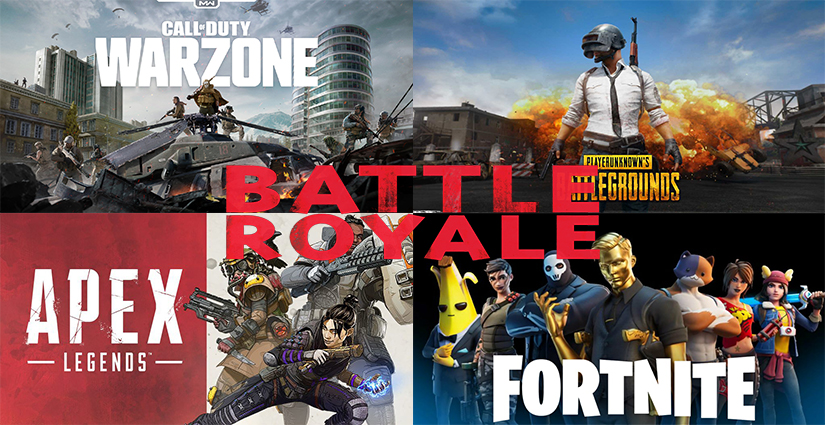 Free-to-Play Battle Royale Games Makes More Sense