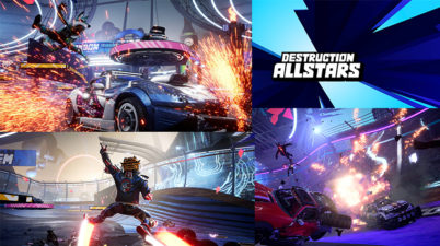 Is Destruction Allstars Worth Playing Gameplay Review