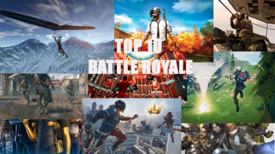 Top 10 Battle Royale Games With Active Player Base