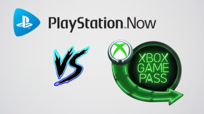 Xbox Game Pass vs PS Now (Xbox vs PlayStation)