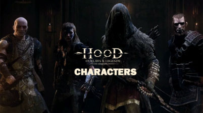 Hood: Outlaws & Legends Characters Guide