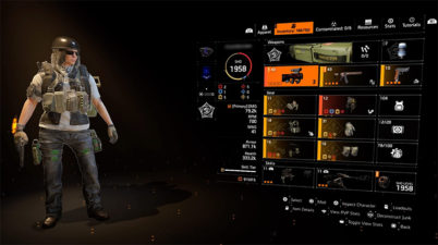 The Division 2 Hybrid Build