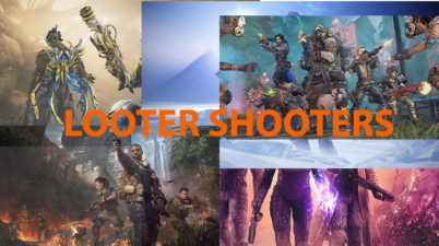 Best Looter Shooters With Active Player Base (Top 5)