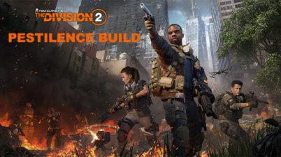 The Division 2 Damage Build (The Pestilence Build)